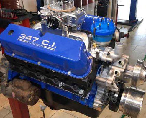motor ford v8 302