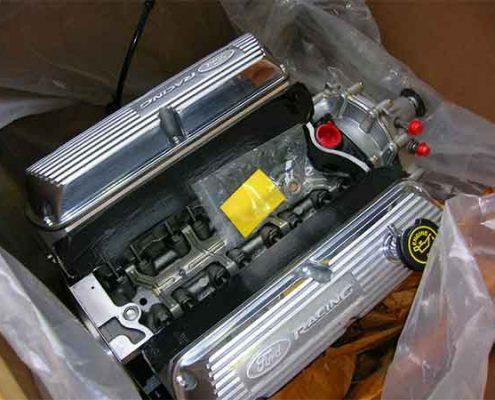 motor ford racing v8